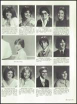 1982 Edison High School Yearbook Page 82 & 83