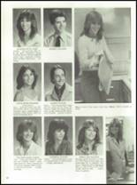 1982 Edison High School Yearbook Page 84 & 85
