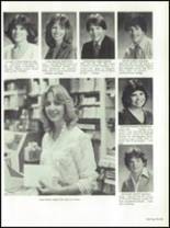 1982 Edison High School Yearbook Page 86 & 87
