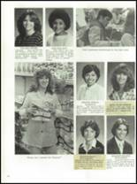 1982 Edison High School Yearbook Page 88 & 89
