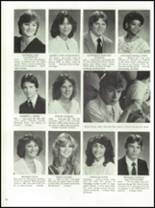 1982 Edison High School Yearbook Page 96 & 97