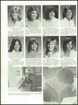 1982 Edison High School Yearbook Page 98 & 99
