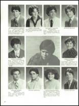 1982 Edison High School Yearbook Page 104 & 105