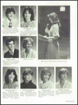 1982 Edison High School Yearbook Page 106 & 107