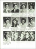 1982 Edison High School Yearbook Page 110 & 111