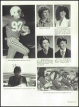 1982 Edison High School Yearbook Page 118 & 119