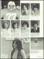 1982 Edison High School Yearbook Page 128 & 129