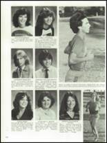 1982 Edison High School Yearbook Page 132 & 133
