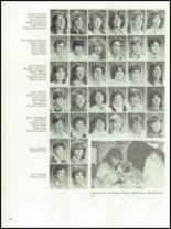 1982 Edison High School Yearbook Page 150 & 151