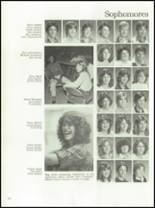 1982 Edison High School Yearbook Page 154 & 155