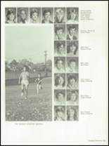 1982 Edison High School Yearbook Page 156 & 157