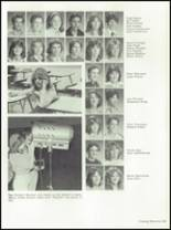 1982 Edison High School Yearbook Page 166 & 167
