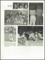 1982 Edison High School Yearbook Page 168 & 169