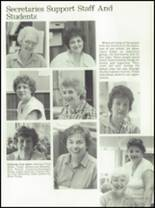 1982 Edison High School Yearbook Page 172 & 173