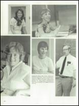 1982 Edison High School Yearbook Page 186 & 187