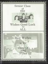 1982 Edison High School Yearbook Page 214 & 215