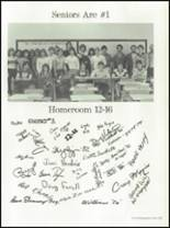 1982 Edison High School Yearbook Page 216 & 217