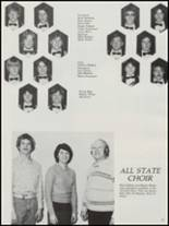 1980 Canby High School Yearbook Page 32 & 33
