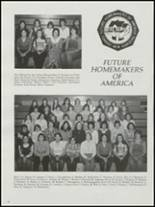 1980 Canby High School Yearbook Page 38 & 39