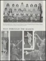 1980 Canby High School Yearbook Page 50 & 51