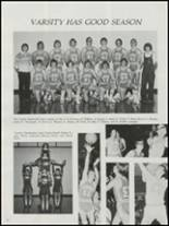 1980 Canby High School Yearbook Page 56 & 57