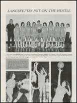 1980 Canby High School Yearbook Page 58 & 59