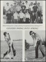 1980 Canby High School Yearbook Page 62 & 63