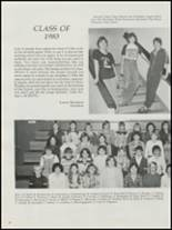 1980 Canby High School Yearbook Page 82 & 83