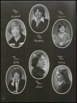1980 Canby High School Yearbook Page 104 & 105
