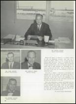 1960 Oxnard High School Yearbook Page 14 & 15
