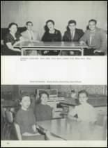1960 Oxnard High School Yearbook Page 20 & 21