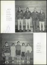 1960 Oxnard High School Yearbook Page 22 & 23