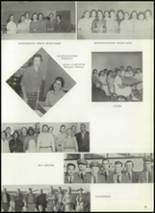 1960 Oxnard High School Yearbook Page 24 & 25