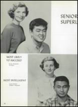 1960 Oxnard High School Yearbook Page 36 & 37
