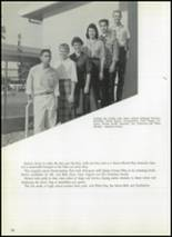 1960 Oxnard High School Yearbook Page 38 & 39