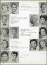 1960 Oxnard High School Yearbook Page 40 & 41