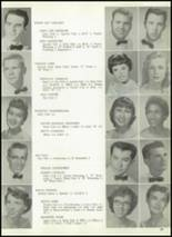 1960 Oxnard High School Yearbook Page 42 & 43