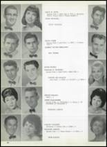 1960 Oxnard High School Yearbook Page 46 & 47