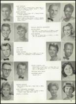 1960 Oxnard High School Yearbook Page 48 & 49