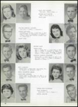 1960 Oxnard High School Yearbook Page 52 & 53