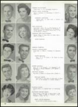 1960 Oxnard High School Yearbook Page 54 & 55