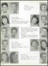 1960 Oxnard High School Yearbook Page 56 & 57