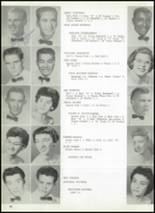 1960 Oxnard High School Yearbook Page 58 & 59