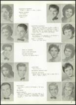 1960 Oxnard High School Yearbook Page 60 & 61