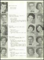 1960 Oxnard High School Yearbook Page 62 & 63
