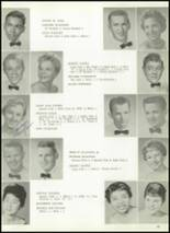 1960 Oxnard High School Yearbook Page 64 & 65