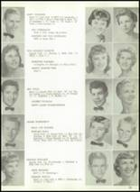 1960 Oxnard High School Yearbook Page 66 & 67