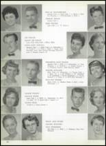 1960 Oxnard High School Yearbook Page 68 & 69