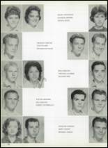 1960 Oxnard High School Yearbook Page 72 & 73