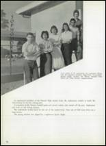 1960 Oxnard High School Yearbook Page 80 & 81